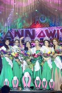 Miss Bantay crowned as Saniata ti Ilocos 2016