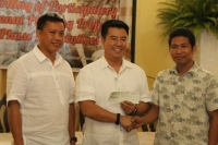 PGIS Receives Incentive for Coconut Production
