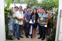 DOH, PGIS Builds New Health Center