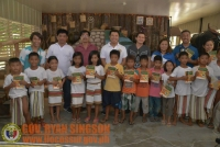 Bago Tribe Children Receive Free Study Kits