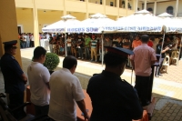 PNP presents Nearly 2,000 Drug Surrenderees to Gov. Singson