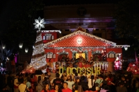 Santa House Excites Christmas in Ilocos Sur