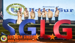 Ilocos Sur and its 33 LGU's pass the Good Financial Housekeeping