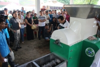 Multi-Shredder Machine Helps Produce Organic Fertilizer