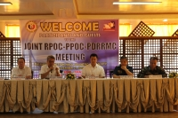 Joint RPOC-PPOC-PDRRMC Meeting