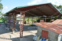 Covered Courts Built in Second District